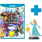 Super Smash Bros. for Wii U + Rosalina No.19 amiibo