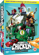 Robot Chicken - Series 1-3 - Complete