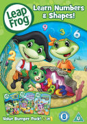 Leapfrog Numbers: Learn Numbers and Shapes