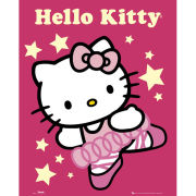 Hello Kitty Ballerina - Mini Poster - 40 x 50cm