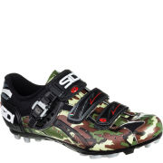 Sidi MTB Eagle 5-Fit Cycling Shoes - Camo Edition