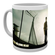 The Walking Dead Season 4 Mug