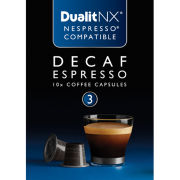 Dualit Decaf Espresso NX Coffee Capsules (50 Pack)