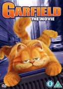 GARFIELD (THE MOVIE) RENTAL DVD