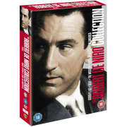 Robert De Niro Box Set (Once Upon a Time in America / Heat / Goodfellas / Mission)