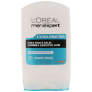 L'Oreal Paris Men Expert Hydra Post-Shave Balm - Sensitive Skin (100ml)