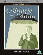 Miracle in Milan (+II Tetto) [Dual Format Edition] (Blu-Ray and DVD)
