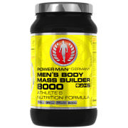 PowerMan Men's Body Mass Builder 8000