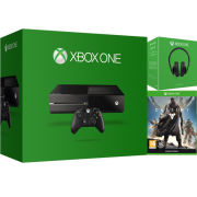 Xbox One Console - Includes Destiny & Xbox One Stereo Headset