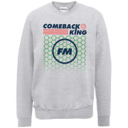 Football Manager Comeback King Men's Sweatshirt