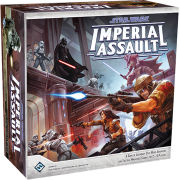 Star Wars Imperial Assault Game