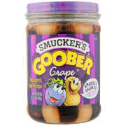 Smucker's: Peanut Butter and Jelly - Goober Grape