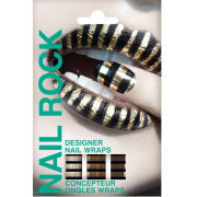 Rock Cosmetics Nail Rock - Metallic Stripe