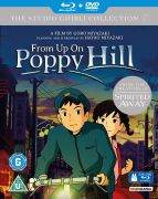 From up on Poppy Hill - Double Play (Blu-Ray and DVD)