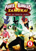 Power Rangers: The Ultimate Duel - Volume 4