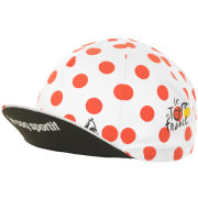 Le Coq Sportif Tour de France Cycling Cap - Polka Dot