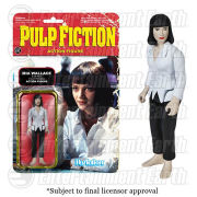 ReAction Pulp Fiction Mia Wallace 3 3/4 Inch Action Figure