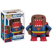 DC Heroes Superman Domo Pop! Vinyl Figure