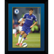 Chelsea Hazard 14/15 - Framed Photographic - 8x6