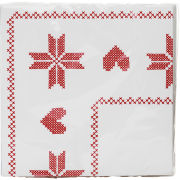 Sagaform Xmas Napkins (20 Pack)