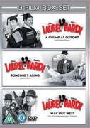 Laurel And Hardy Vols 1-3 - Chump At Oxford / Someone's Ailing / Way Out West