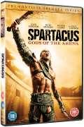Spartacus – Gods Of The Arena