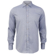 Antony Morato Men's Slim Shirt - Royal
