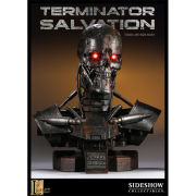 Sideshow Collectables T:600 Terminator Lifesize Bust