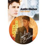 Justin Bieber Signature - Vinyl Sticker - 10 x 15cm
