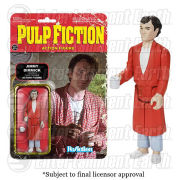 ReAction Pulp Fiction Jimmie Dimmick 3 3/4 Inch Action Figure