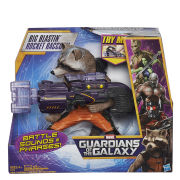 Guardians of the Galaxy Pursuit Spacecraft Rocket Raccoon
