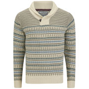 Soul Star Men's Stifler Jumper - Sand