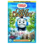 Thomas And Friends - The Great Discovery