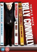 Billy Connolly: Triple Pack (Live in London 2010 / Billy Bites Yer Bum Live and Handpicked by Billy / Billy Connolly Live: Dublin 2002)
