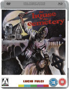 The House by the Cemetery (Arrow Video) (Dual Format Edition)