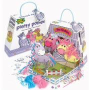 Pretty Ponies Craft