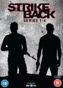 Strike Back - Series 1-4