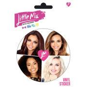Little Mix Faces - Vinyl Sticker - 10 x 15cm