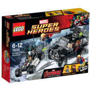 LEGO Marvel Superheroes: Marvel SH 1-9 (76030)