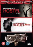 Hostel/Hostel II/Hatchet