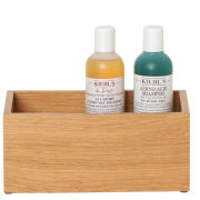 Wireworks Mezza Natural Oak Storage Box