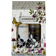 Cowshed Swish and Go Hair Care Duo