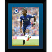 Chelsea Drogba 14/15 - Framed Photographic - 8x6