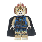 LEGO Legends of Chima:  Laval Minifigure Alarm Clock