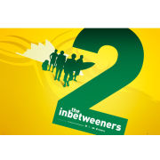 The Inbetweeners Silhouette - Maxi Poster - 61 x 91.5cm