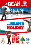 Beantastic Adventures Box Set (Bean: The Ultimate Disaster Movie / Mr. Bean's Holiday / Merry Christmas Mr. Bean)