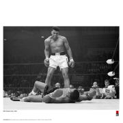 Muhammad Ali Fine Art Print - First Minute, First Round