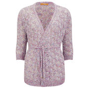 BOSS Orange Women's Idony Knit Cardigan - Light/Pastel Pink