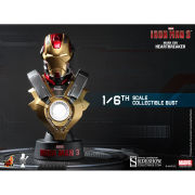 Hot Toys Iron Man Mark 17 Bust