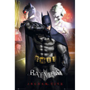 Batman Arkham City Main - Maxi Poster - 61 x 91.5cm